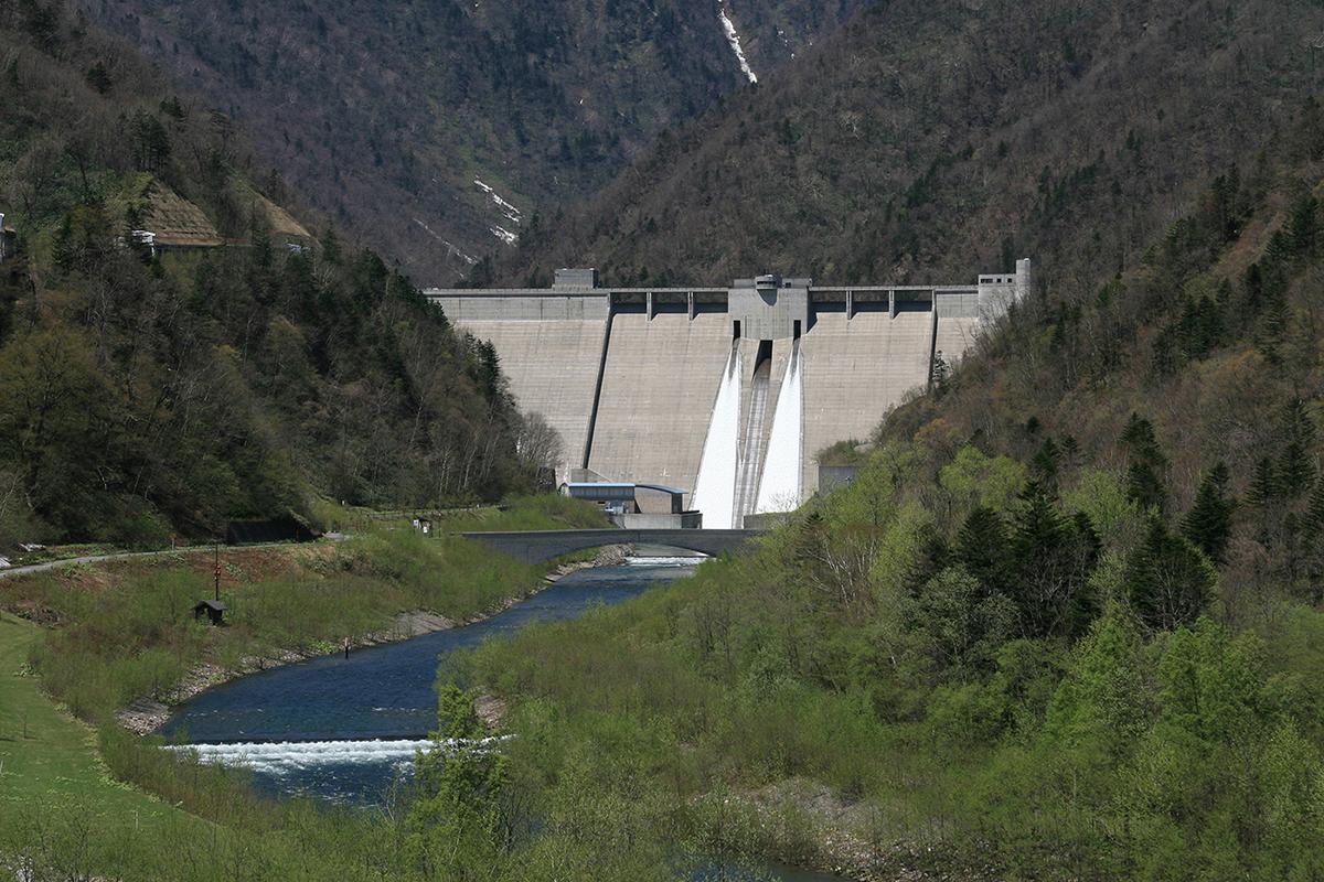 札内川ダム – 中札内村観光協会